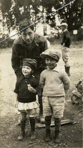 Toby, Joyce & Fred