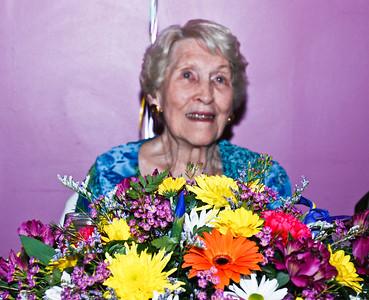 Peg's 90th Birthday Party