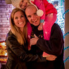 Heather, Walt, and Natalie - Christmas 2015