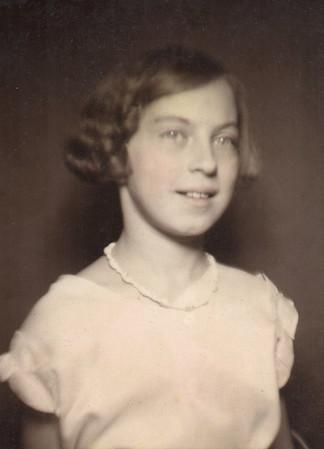 1929ish Annie Kennedy
