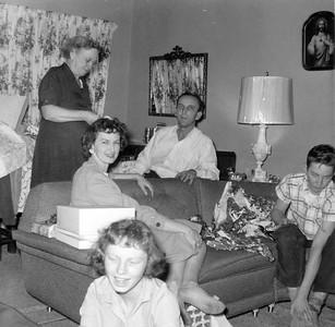 1953ish Christmas