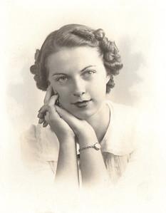 1938ish Annie Kennedy