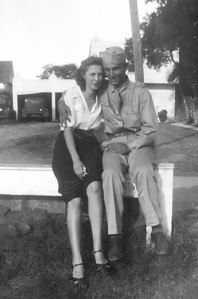 1944 Annie Kennedy Geary and William Geary 2