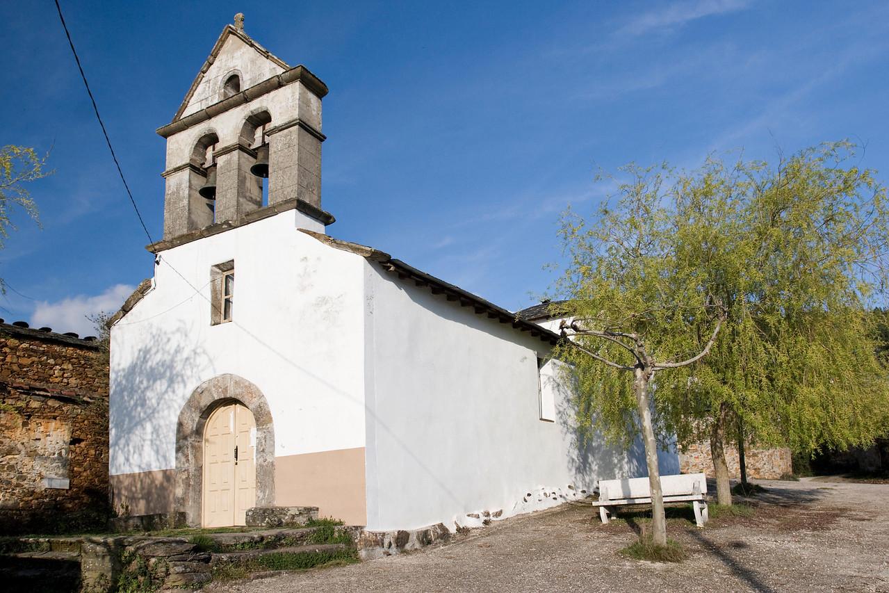 Iglesia de Santa María del Pinel