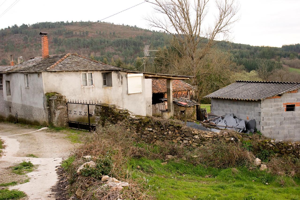 La casa de Sixto Rodríguez Fernandez