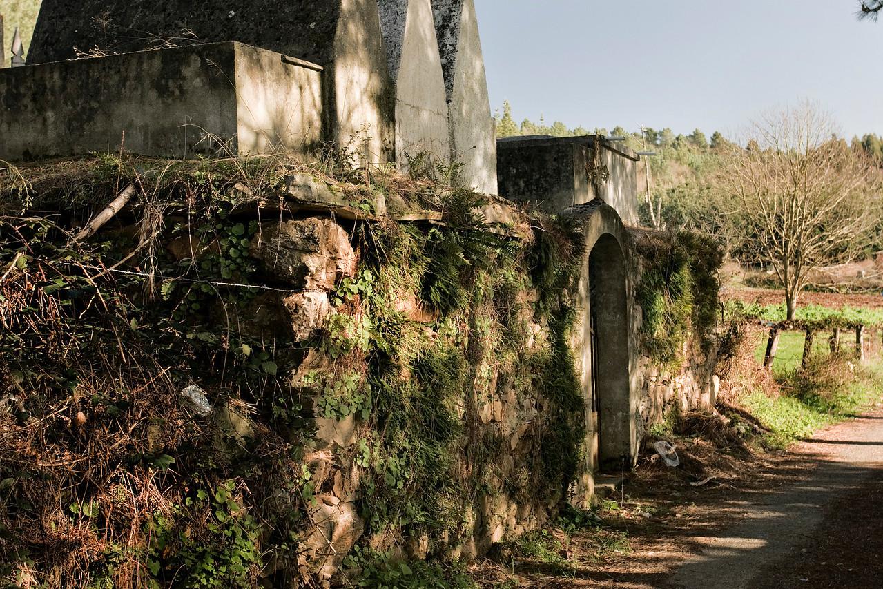 Cementerio de Santa María del Pinel