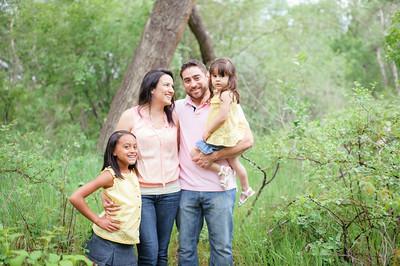 Pereira Family ~ 6 2014-4