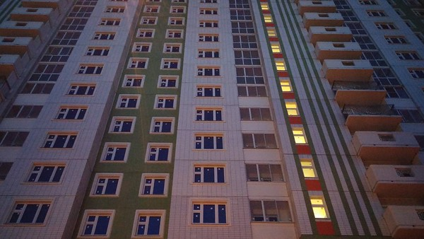 2015-04-11, New flat in Ostashkovskaya street