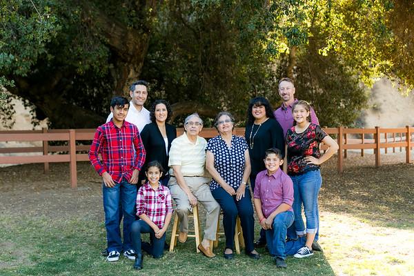 Perez extended family