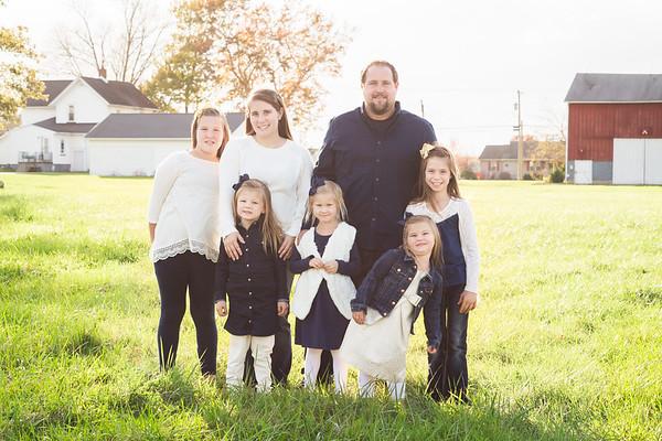 Perkins Family 2017
