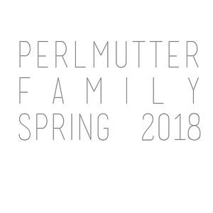 Perlmutter Family Spring 2018