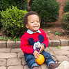 The Clark-Perry Family photo session celebrating Lincoln's 2nd birthday in Winston Salem, North Carolina