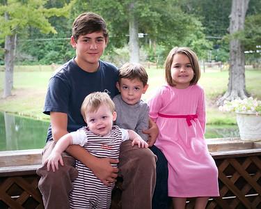 Trace, Jack, Trey, Elliot