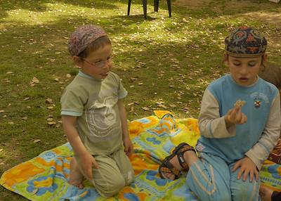 Pesach 2009 Israel