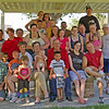 The Kane Klan 2008 - Some in-laws, some out-laws, and some want to be's, but all famly.