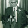 Ben Maureen wedding 1973