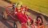 Kieran in Go-cart (10-10-86)