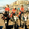 Bertie Sean Kieran Blackpool donkies 19870727