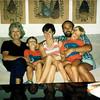 Audrey Kieran Lara Peter Sean 1987