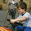 Ben Kieran tractor 1989