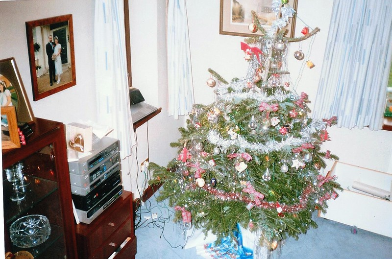 Haddocks Christmas 1989