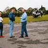 Haddocks helicopter Hutchinsons 19900819