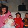 Jill Amber Naomi Chris 199110