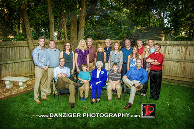 Peter and extended family 6-25-15