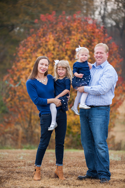 Peters Family Fall 2017