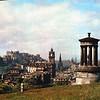 Edinburgh from Calton Hill 1968