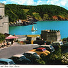 Dartmouth Castle and River Dart 1970