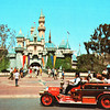 Disneyland Sleeping Beauty Castle 1970s