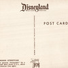 Disneyland Horsedrawn Streetcar 1970s rear