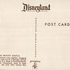 Disneyland Sleeping Beauty Castle 1970s rear