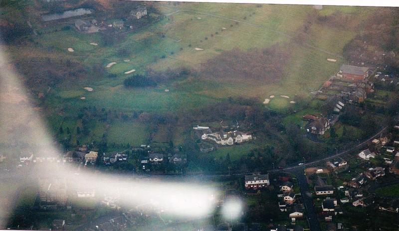 Woodcroft from helicopter 199911 1