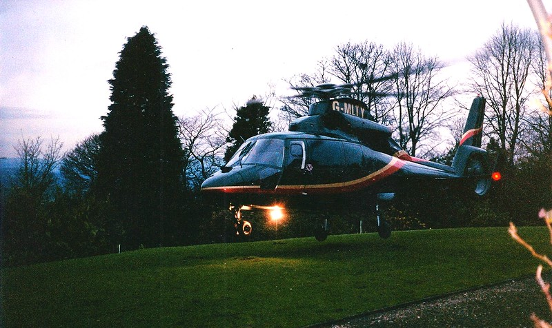 Woodcroft helicopter 199911 1