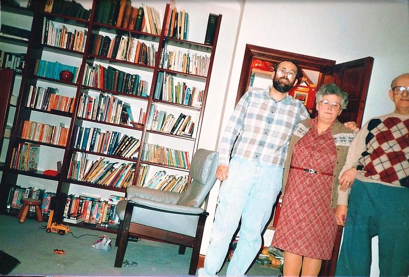 Peter Edna Ben 1984