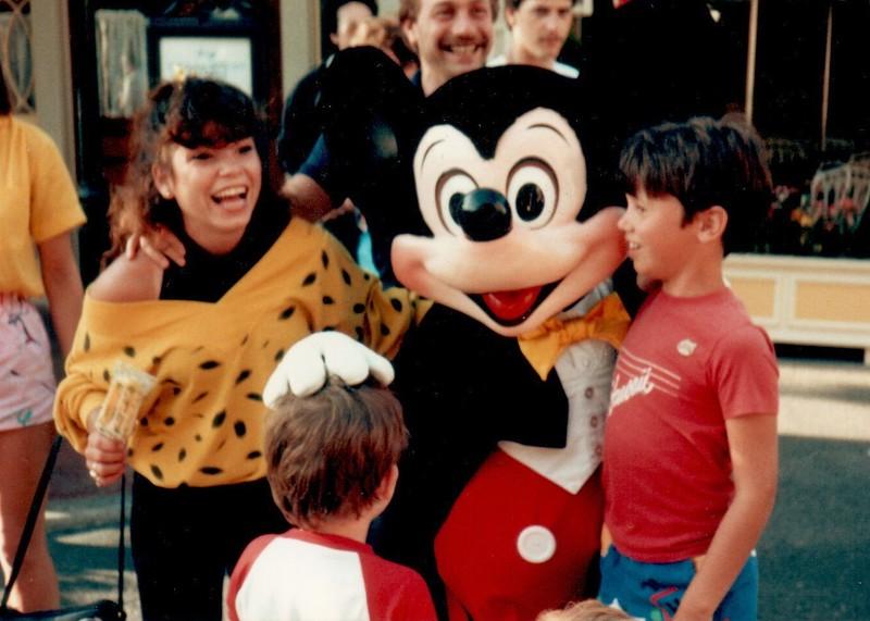 Kieran Mickey 1985