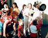 Kieran Mickey Minnie 1985