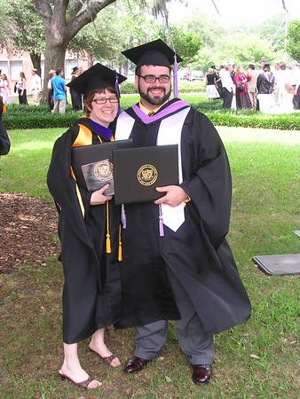 Pete's Graduation