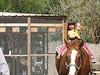 Z horse riddin'