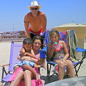 Peyton 5-23-09-At Beach