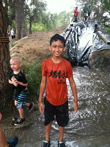 Adventure Playground, July 2014