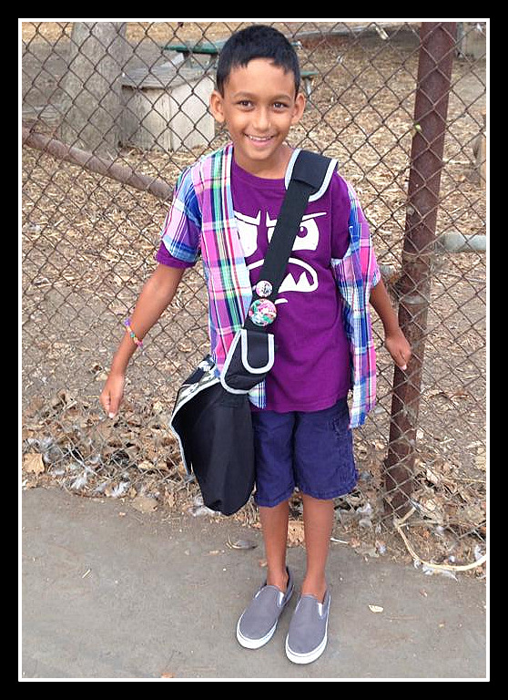 First Day of School. 4th Grade. Sept. 2014