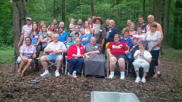Pfister/Welte Pfamily July 4, 2015 reunion