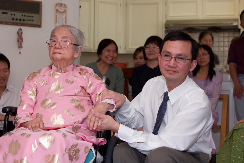 Grandma Nam and Trung