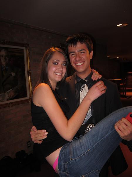 Phil and Sarah
