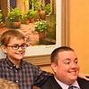 Ben and his nephew Jacob