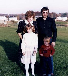 Becky & Glenn, Angie & John