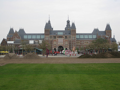 Rijksmuseum (Tuesday)